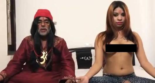 om-swami-topless-model