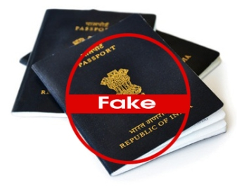 fake passport